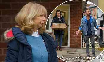 Coronation Street SPOILER: David Platt and his mother Gail bid farewell to the street