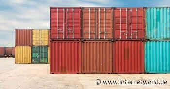 Die Frachtcontainer werden knapp