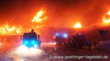 Hochgurgl in Tirol: Großbrand in Motorradmuseum - erheblicher Schaden befürchtet