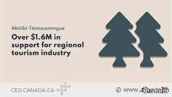 Tourism: A key sector in planning Abitibi-Témiscamingue's economic recovery