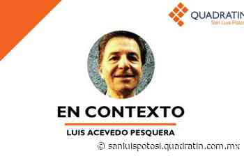 Jubilación presidencial - Noticias de San Luis Potosí - Quadratín San Luis