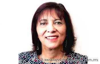 Renuncia Miriam Veras Godoy, jefa de vacunación - Noticias de San Luis Potosí - Quadratín San Luis