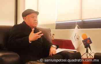 Titular de la CEDH quiere ser candidato - Noticias de San Luis Potosí - Quadratín San Luis