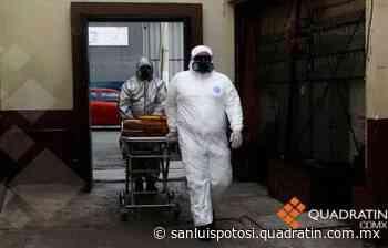 México rebasa 140 mil muertos por Covid - Noticias de San Luis Potosí - Quadratín San Luis