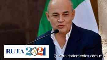 Ruta 5 llega a San Luís Potosí para apoyar a Juan Carlos Machinena - El Heraldo de México