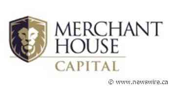 Merchant House Capital Expands Into New Westminster, BC with Acquisition of Kinnaird Place - Canada NewsWire