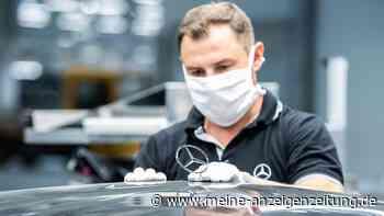 """""""Schreckensbild"""": Daimler warnt vor albtraumhaftem Szenario bei Mega-Lockdown"""