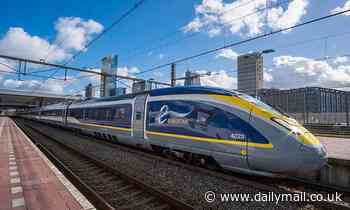 Eurostar could go bust as passenger numbers fall 95% since March