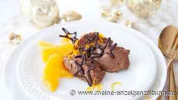 Mousse au Chocolat aus nur drei Zutaten – ohne Zucker