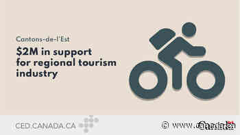 Tourism: A key sector in planning Cantons-de-l'Est region's economic recovery