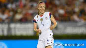 USWNT roster news: Becky Sauerbrunn named captain, says she's 'inspired' by Carla Overbeck and Abby Wambach