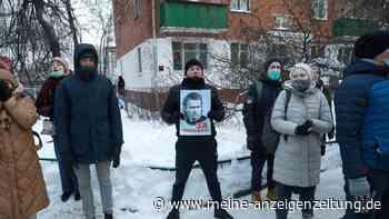 Nawalny muss nach Eilverfahren sofort ins Gefängnis: Kreml-Kritiker hinterlässt noch eine Botschaft