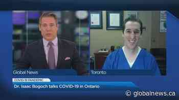 Is Ontario's stay-at-home order working? Doctor answers latest covid-19 questions