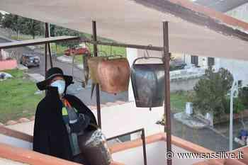 Sagra del Campanaccio a San Mauro Forte: il suono dei campanacci dai balconi delle case - Sassilive.it