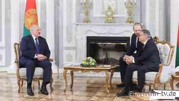 Nach internationalem Druck: Belarus wird die Eishockey-WM entzogen