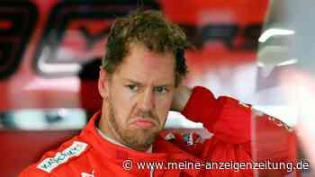 "Vettel-Knaller! Formel-1-Legende teilt aus - ""Jämmerlich"", ""So schlecht"""
