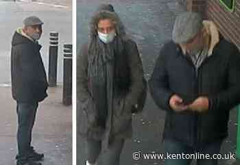 CCTV appeal after pensioner's bag stolen - Kent Online