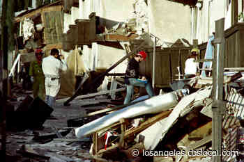 Sunday Marks 27th Anniversary Of Deadly 1994 Northridge Earthquake - CBS Los Angeles