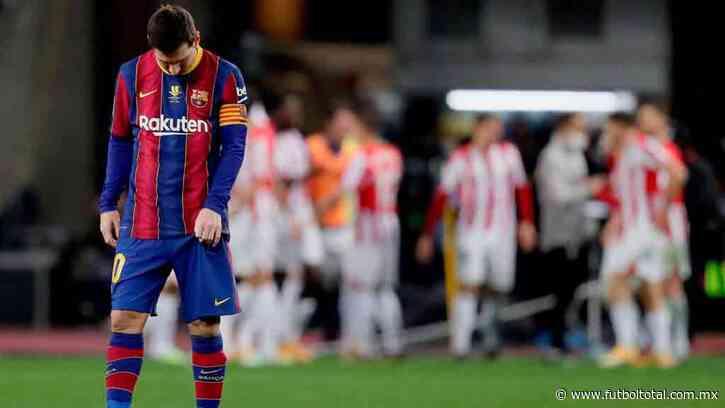 Messi podría recibir sanción de cuatro partidos