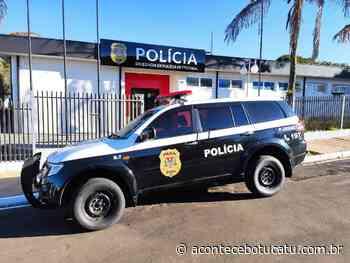 Polícia Civil de Itatinga identifica autor de furto em interior de veículo - Acontece Botucatu
