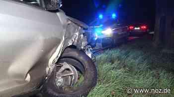 Fahrer leicht verletzt: SUV kracht in Nortrup gegen Eiche - noz.de - Neue Osnabrücker Zeitung