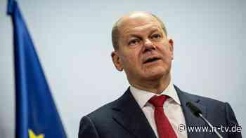 """Neuverschuldung 2020 geringer: Scholz: Hilfen so """"lange, wie das nötig ist"""""""