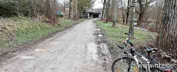 Neckartailfingen will Neckartalradweg sanieren aber vorerst bleibt die Schotterpiste- NÜRTINGER ZEITUNG - Nürtinger Zeitung