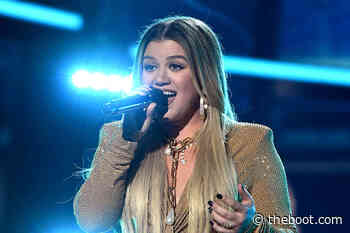 Kelly Clarkson Covers the Chicks' 'Sin Wagon' on Her Daytime Show