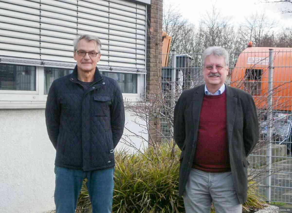 ASK: Uwe Drumm verabschiedet: Langjähriger Mitarbeiter geht in den Ruhestand - Lokalkompass.de