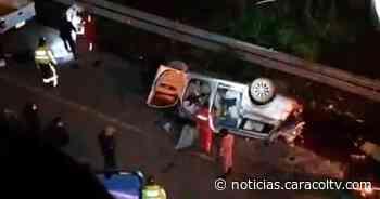 Seis niños mueren en terrible accidente de un carro en Ecuador - Noticias Caracol