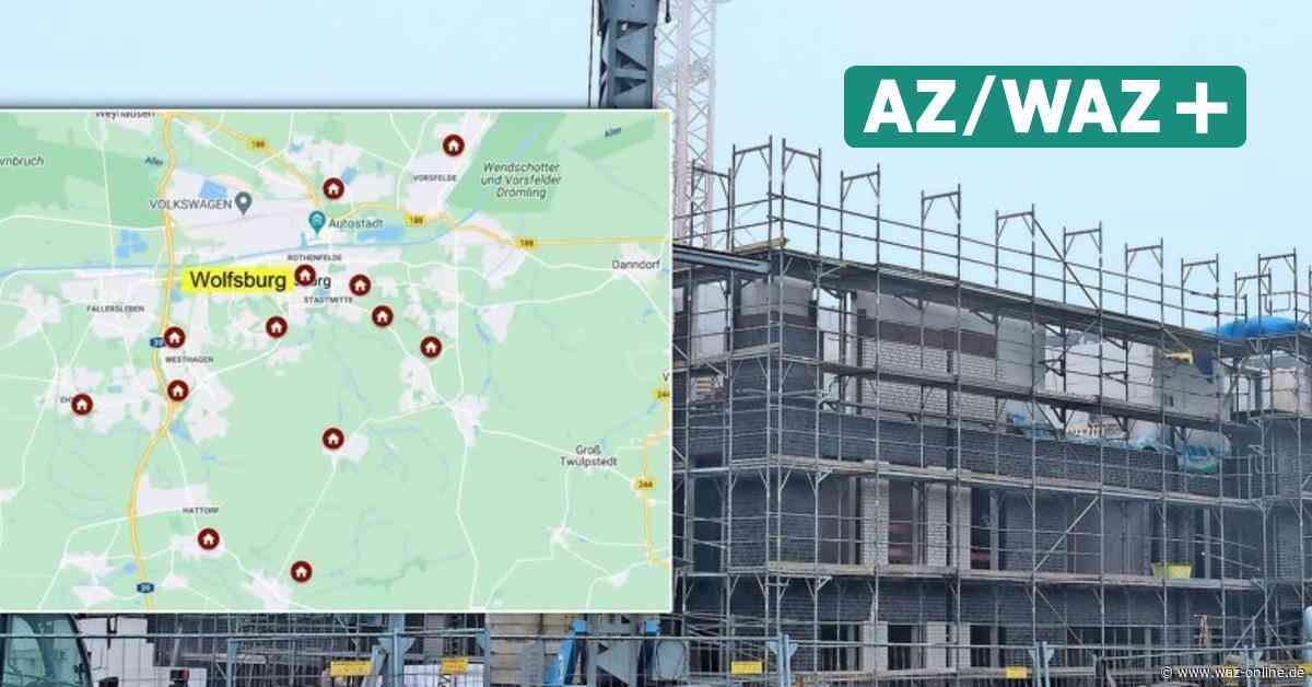 Kindergarten: In Wolfsburg werden aktuell sieben Kitas gebaut - Wolfsburger Allgemeine