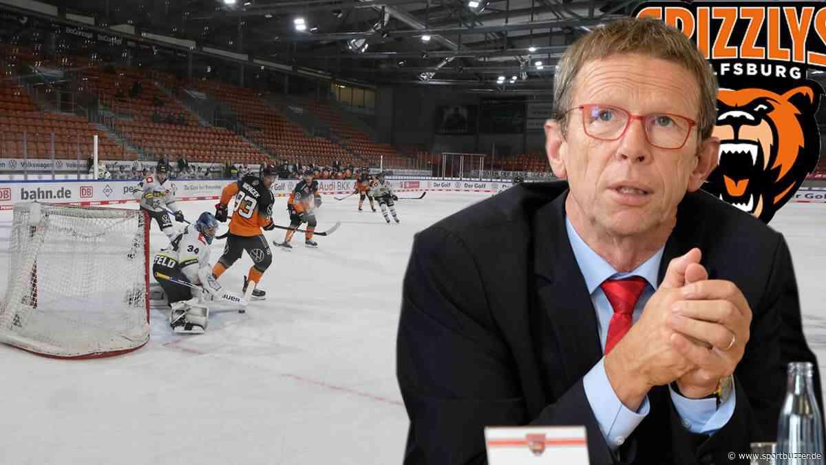 Grizzlys Wolfsburg: AR-Chef Mohrs hat Vertrauen, fordert aber Ergebnisse - Sportbuzzer