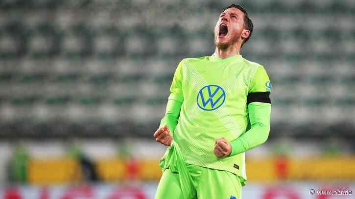 Platz vier winkt - Weghorst und Wolfsburg weiter hungrig - NDR.de