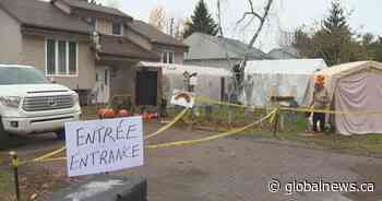 St-Lazare haunted tunnel gets 'go-ahead' from police: owner - Globalnews.ca