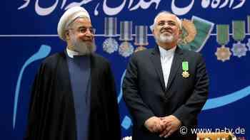 Biden könnte Wahl beeinflussen: Sarif heizt Gerüchte um Kandidatur im Iran an