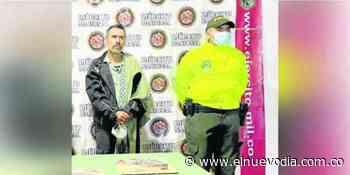 Capturaron a 'Barbas', jefe de seguridad del cabecilla de disidencias en Rioblanco - El Nuevo Dia (Colombia)