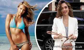 Jessica Alba admits she suffered from Imposter Syndrome