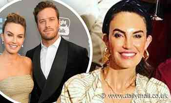 Armie Hammer's ex Elizabeth Chambers judges cooking competition amid actor's 'cannibalism' scandal