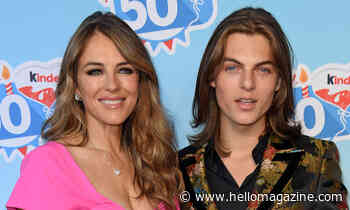 Who is Elizabeth Hurley's son Damian? All you need to know