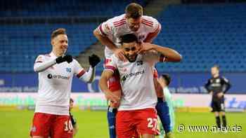 Haushoher Sieg gegen Osnabrück: HSV holt sich die Tabellenführung zurück