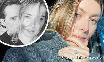 Maria Sharapova's $400k diamond engagement ring features five carats