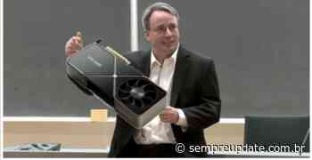 "Linus Torvalds promete suporte NVIDIA RTX 30 ""Ampere"" no Linux 5.11 - SempreUpdate"