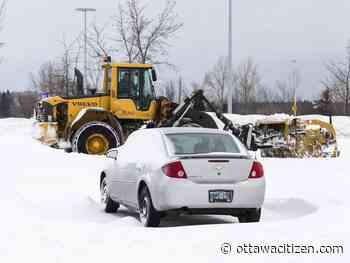 Too much, too little or just enough? The city wants your opinion on winter maintenance
