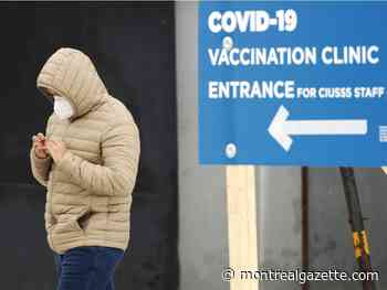 COVID-19 updates, Jan. 18: Quebec administers 6,845 more vaccine doses; 75% of CHSLD residents inoculated
