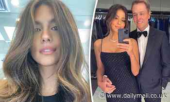 Pia Miller appears to visit a Hillsong Church as she prepares to marry Patrick Whitesell