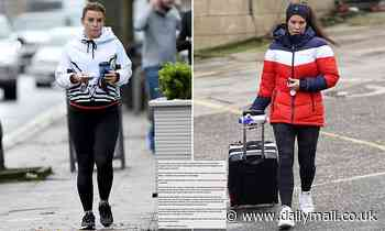 Coleen Rooney and Rebekah Vardy 'will hold head-to-head peace talks via Zoom'
