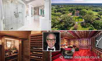 Tommy Hilfiger sells his Greenwich mansion for $45MILLION