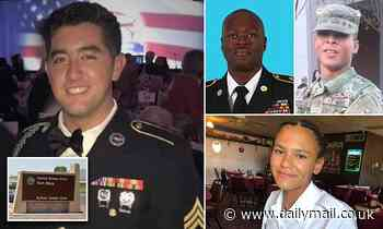 27-year-old soldier from Hawaii is the second of four to die at Fort Bliss, Texas, in three weeks