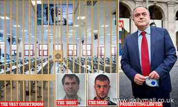 The Godfather's boy who is bringing down the Mob in the 'Ndrangheta mobster trials in Italy