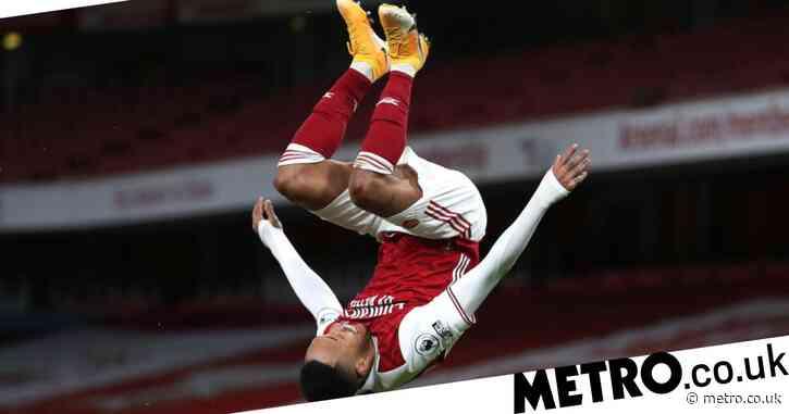 Mikel Arteta clears up Pierre-Emerick Aubameyang 'illness' as Arsenal beat Newcastle